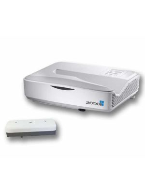 BOXLIGHT BTW P12 Touch Interactive WXGA Ultra Short Throw Projector (4000 LUMENS)
