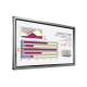 MimioDisplay 650T Interactive Touchscreen Display